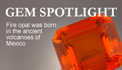 Gem Spotlight: Fire Opal